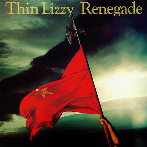Thin Lizzy Hollywood Down On Your Luck