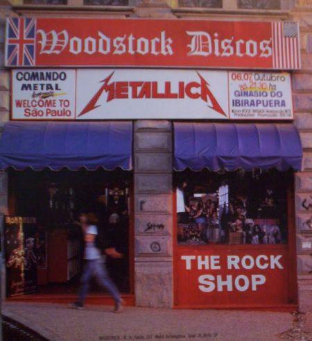 Woodstock-Discos