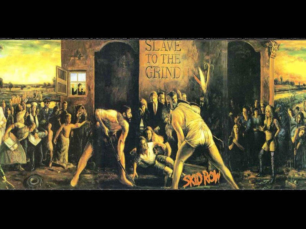 slave to the grind 23 anos da obraprima do skid row