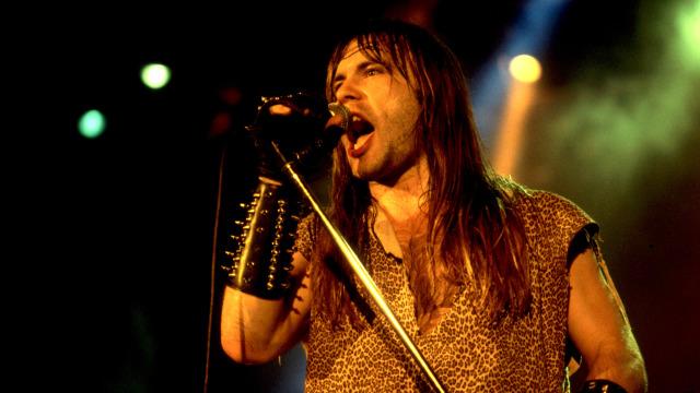Iron Maiden Onstage