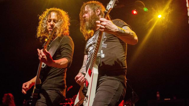 Kirk Von Hammett's Fear FestEvil - Day 2